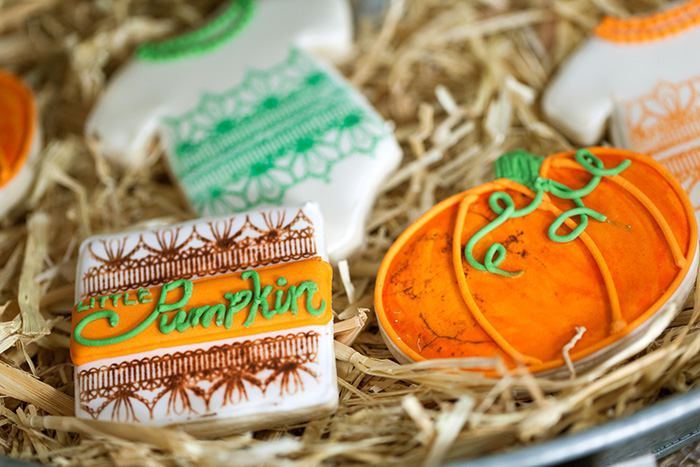 Rustic Fall Little Pumpkin Baby Shower Ideas