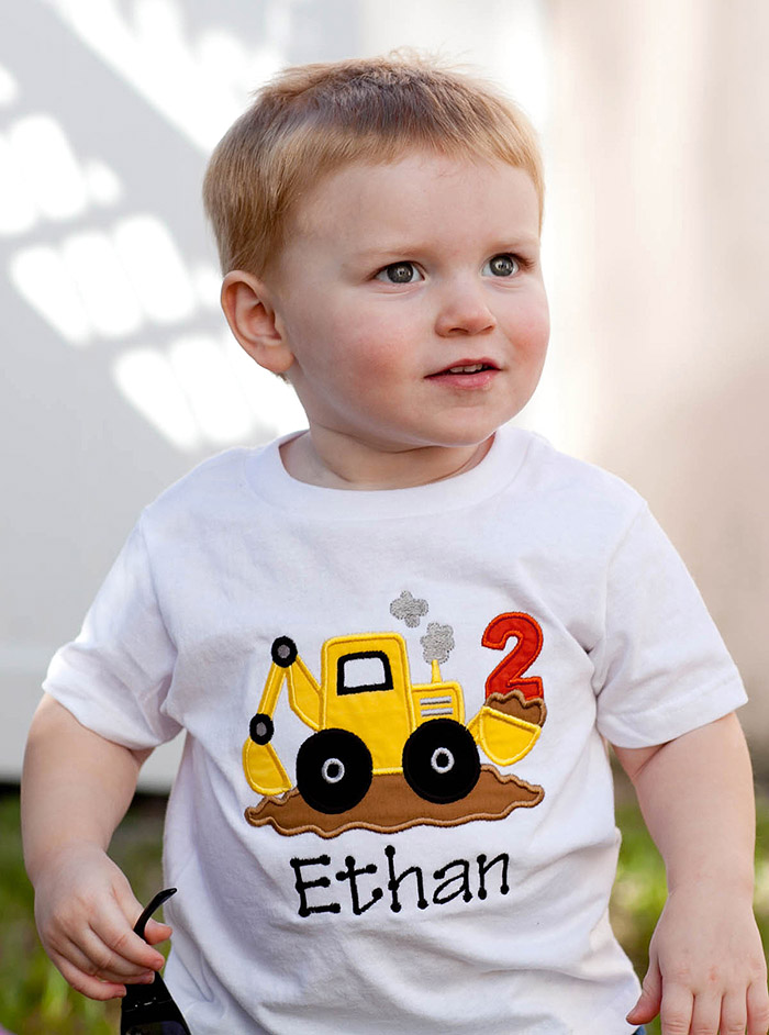 Ethans Construction Birthday Party